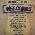 rusutsu resort being weird